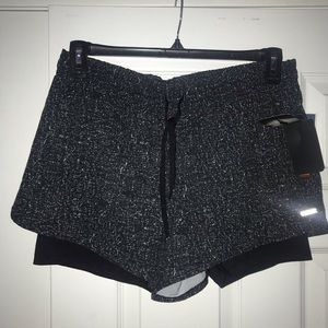 NWT athletic shorts size L